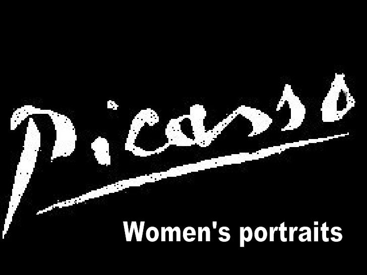Women's portraits