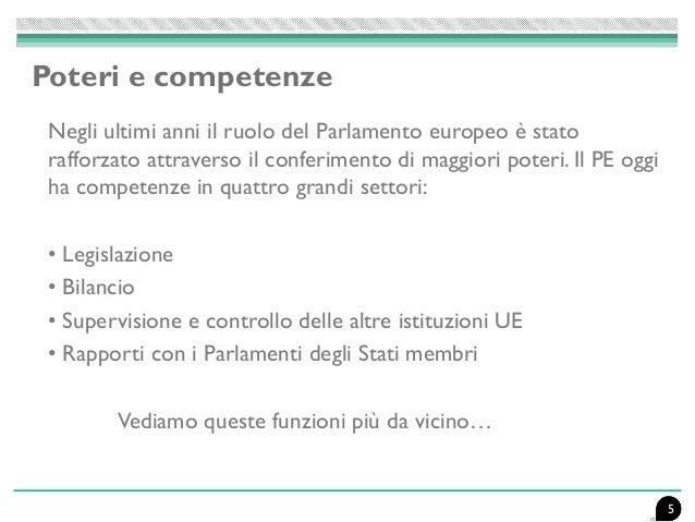 Il parlamento europeo struttura composizione e poteri for Composizione parlamento italiano
