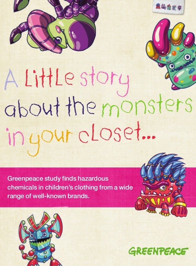 Piccoli mostri 1 a little story about the monsters in your closet
