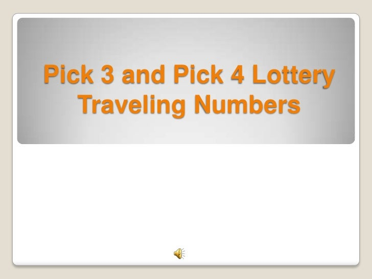 4 digit lottery strategy pick 4