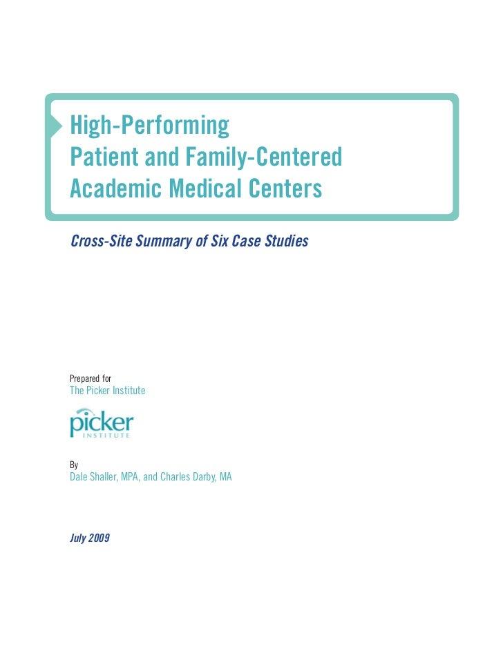 Picker report final