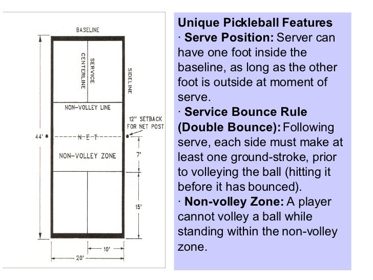 Pickleball Rules of the Game: A Beginner's Guide