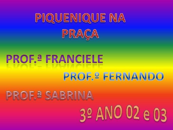 Piquenique