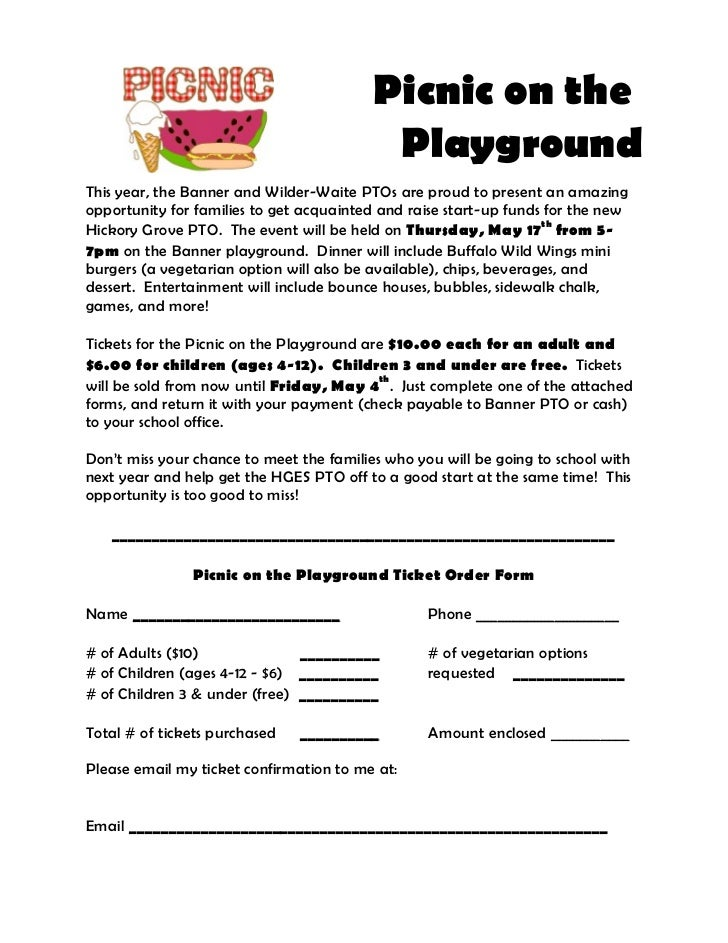 Picnic on the                                           PlaygroundThis year, the Banner and Wilder-Waite PTOs are proud to...