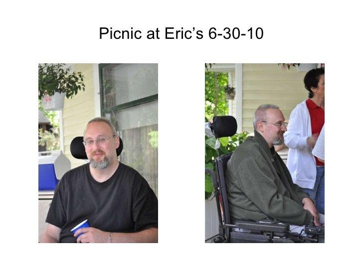 Picnic at Eric's 6-30-10