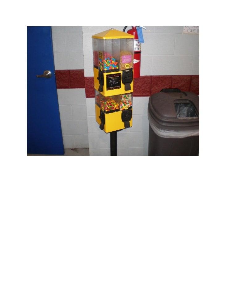 Vending Machine Advertisements Example