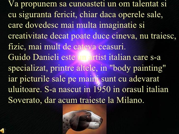 Pictorul Mainilor