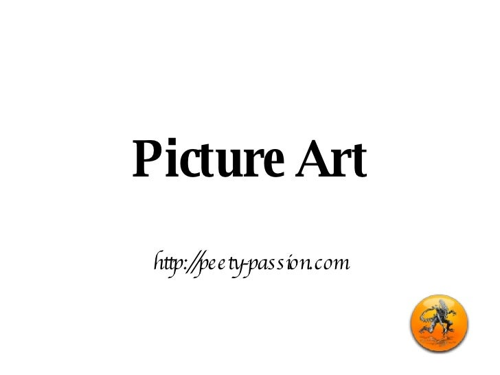 Picture Art http://peety-passion.com