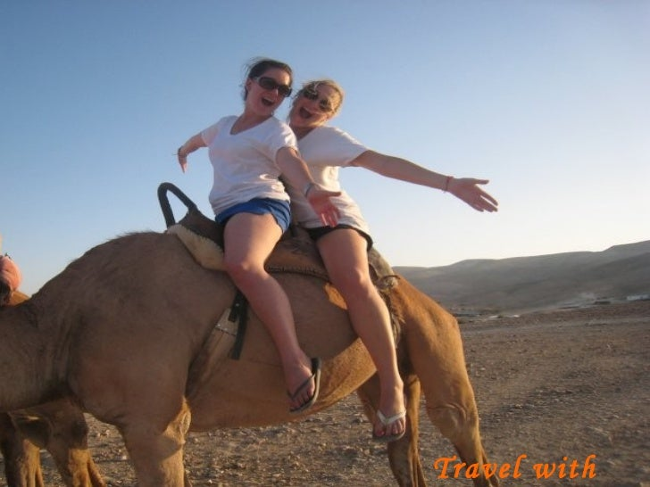 Travel to Israel with Friends