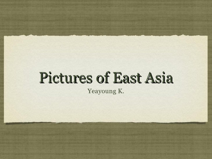 East Asia Pictures