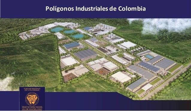 Polígonos Industriales de Colombia