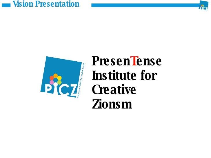 Picz Presentation General V2
