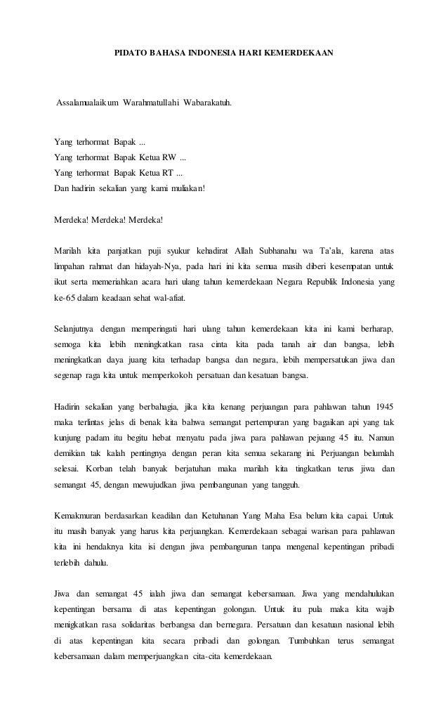 Contoh Biantara Sunda Hari Kemerdekaan Forex Typo