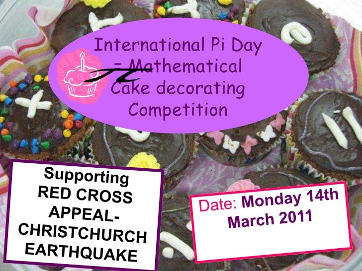 Supporting<br />RED CROSS APPEAL- <br />CHRISTCHURCH EARTHQUAKE<br />Date: Monday 14th March 2011<br />International Pi Da...