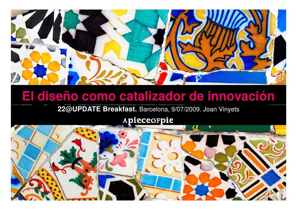 01                                               El diseño como catalizador de innovación                                 ...