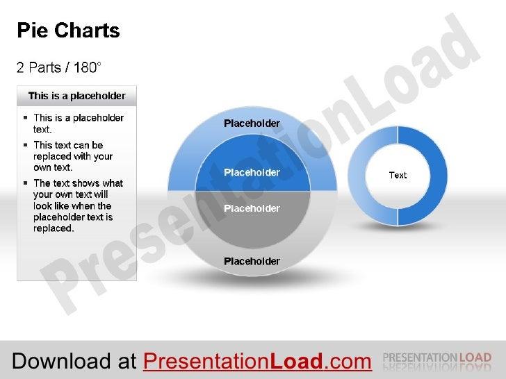 PowerPoint Pie Chart Template
