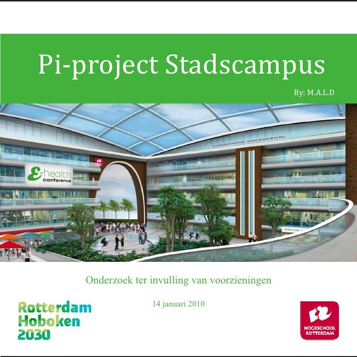 Brochure StadsCampus