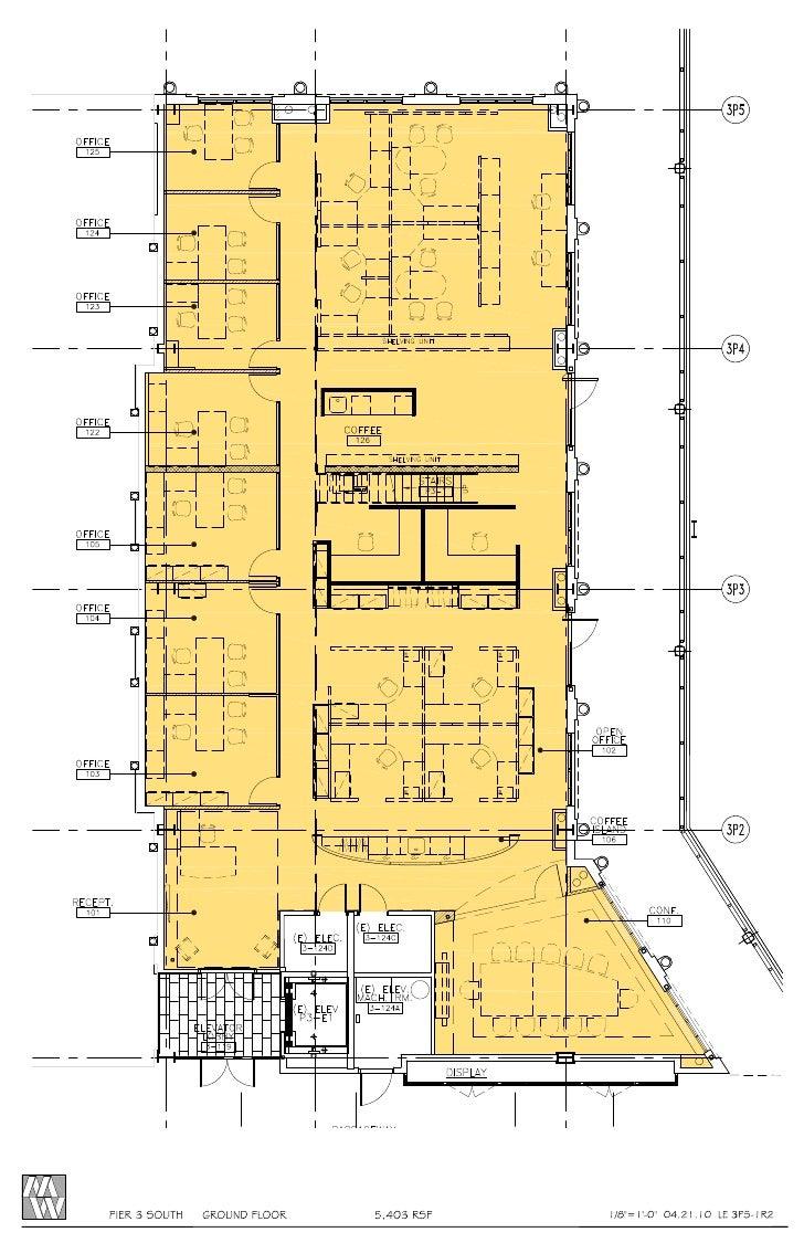 Pier 3 suite #104 ground floor