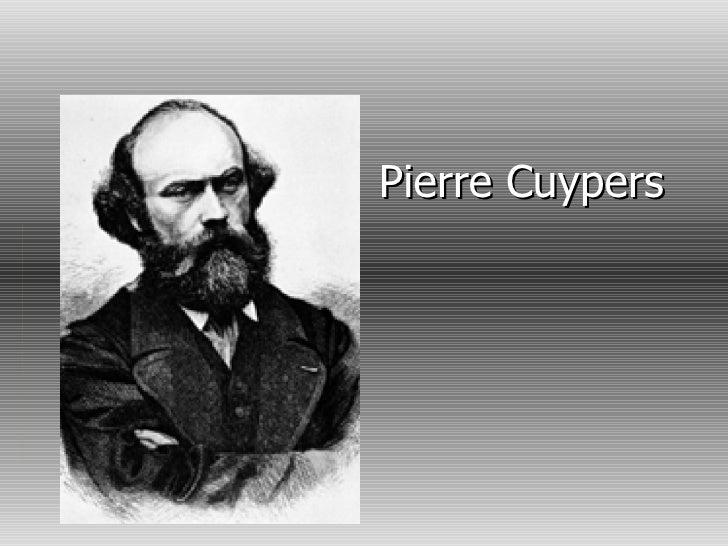 Pierre Cuypers[1]