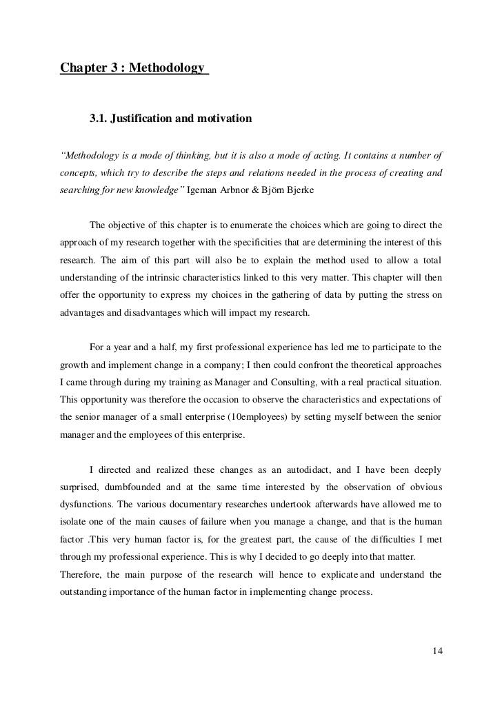 change management: a case study of iqms implementation at