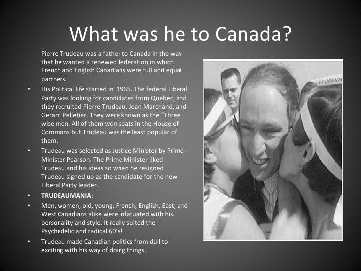 pierre trudeau essay thesis Help with pierre trudeau essay collège pierre-elliott-trudeau in winnipeg what would be a good thesis statement for writing an essay on pierre.