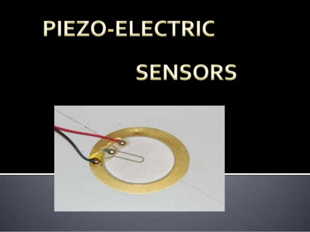   A sensor is a converter that measures a physical quantity and converts it into a signal which can be read by an observe...