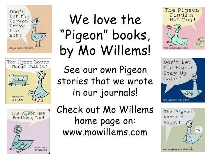 Pigeon Stories