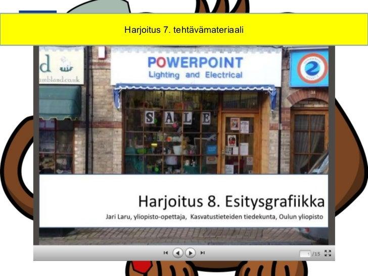 Piia power point 122011