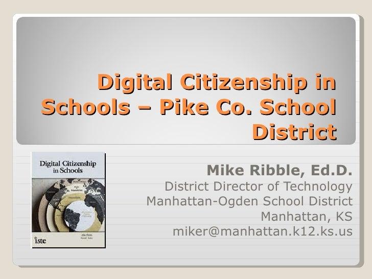 Pike Ky Digital Citizenship