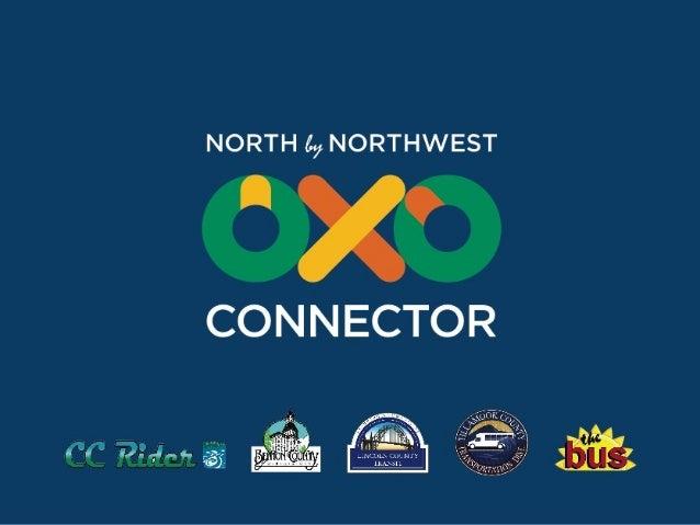 Northwest Oregon Transit Alliance  REGIONAL TRANSIT PROJECT           PROJECT PURPOSETo reduce greenhouse gasses and fossi...