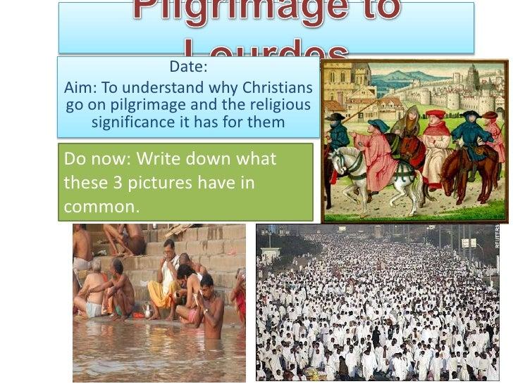 Christian pilgrimage
