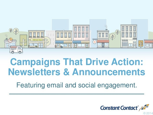 Email Marketing for Success! Featuring Email & Social Engagement