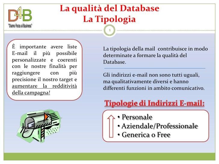 Pillole di web marketing 06(Privacy e Database)