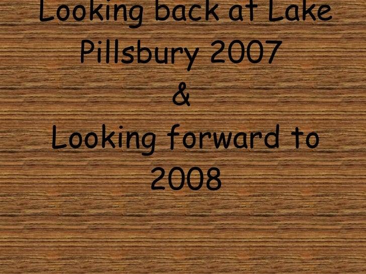 Pillsbury 2007