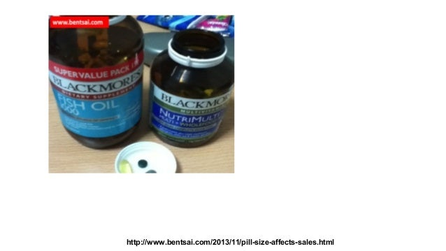http://www.bentsai.com/2013/11/pill-size-affects-sales.html