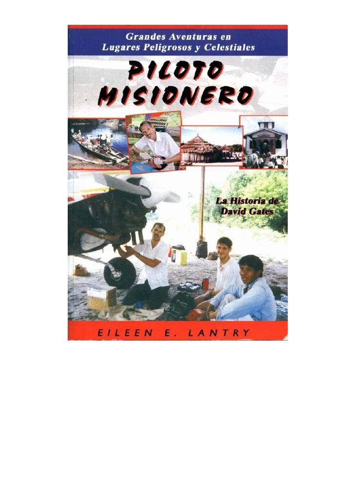 Libro Piloto Misionero