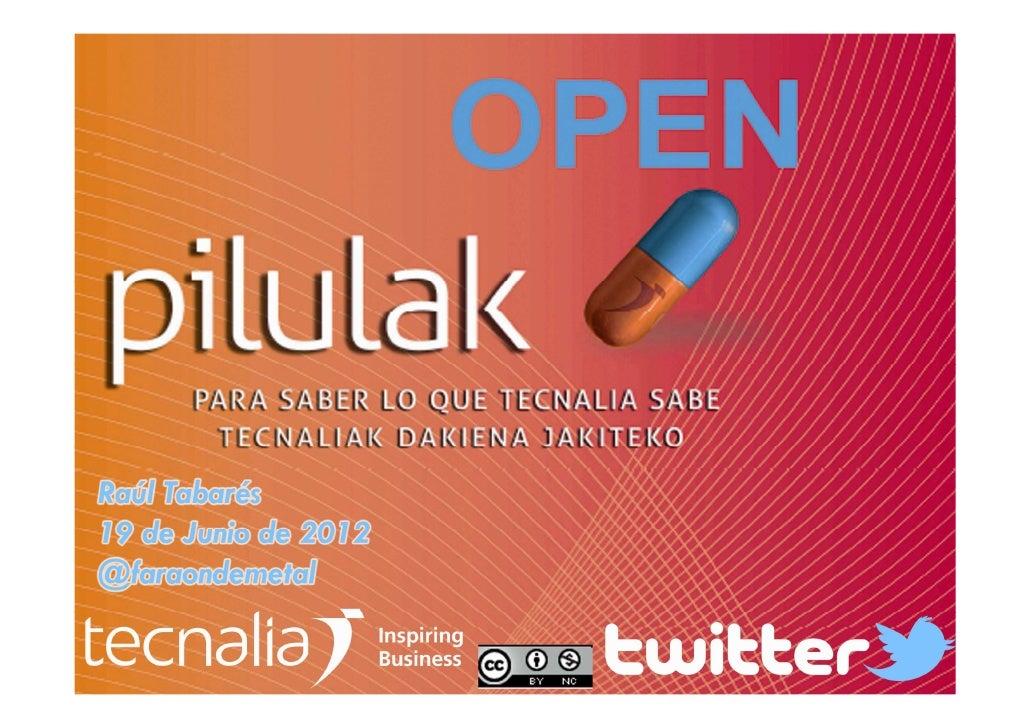 Pilulak Twitter 2012