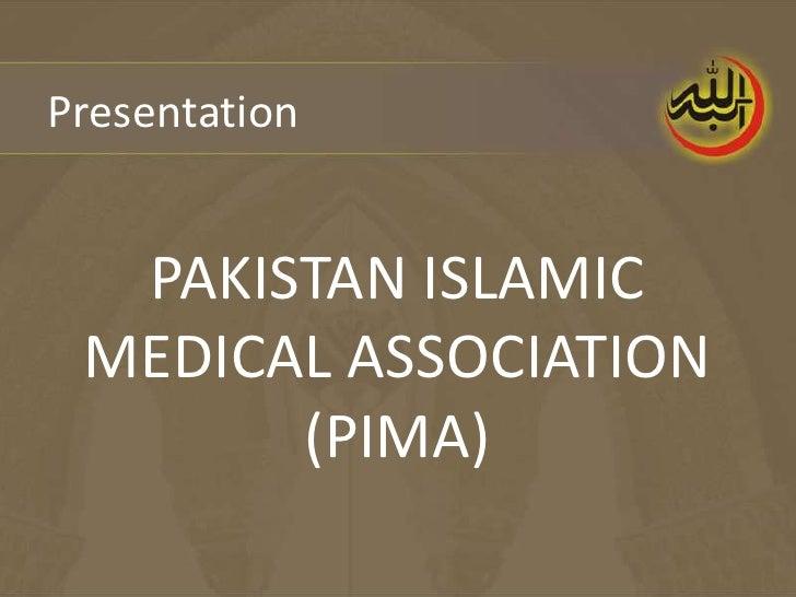 PIMA Relief