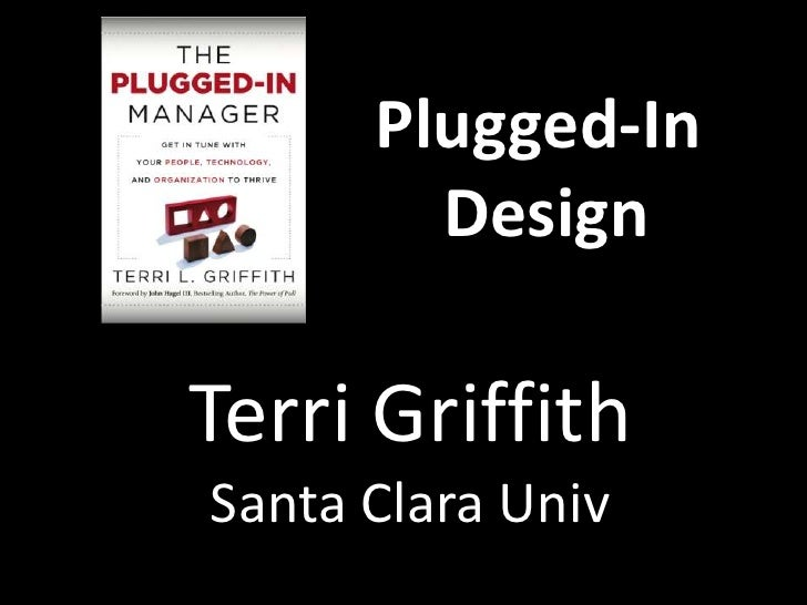 Plugged-In Design for Babson Fast Track MBA