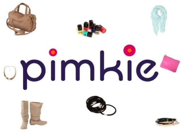A empresa objecto do nosso estudo é a Pimkie.Este trabalho é realizado no âmbito da disciplinade TCAT (Técnicas de Comunic...