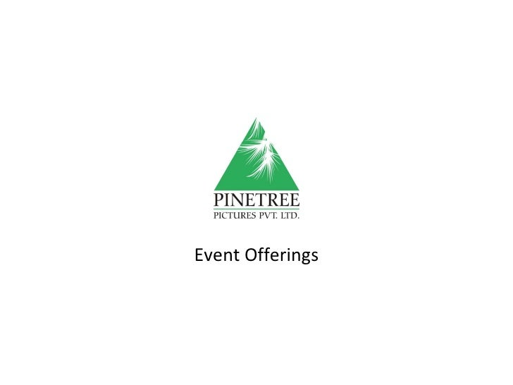 Event Offerings