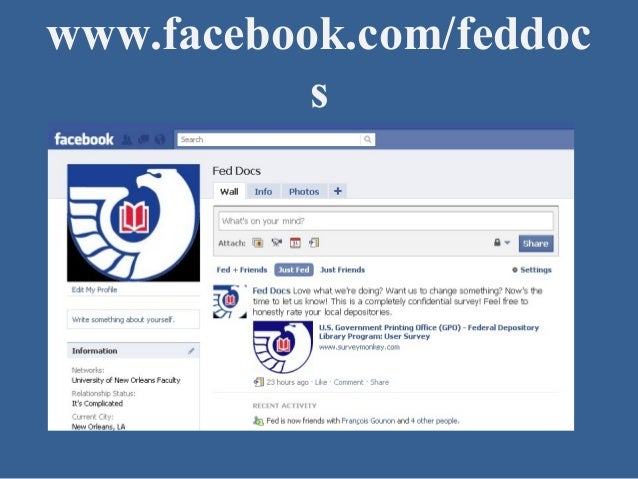 www.facebook.com/feddoc s