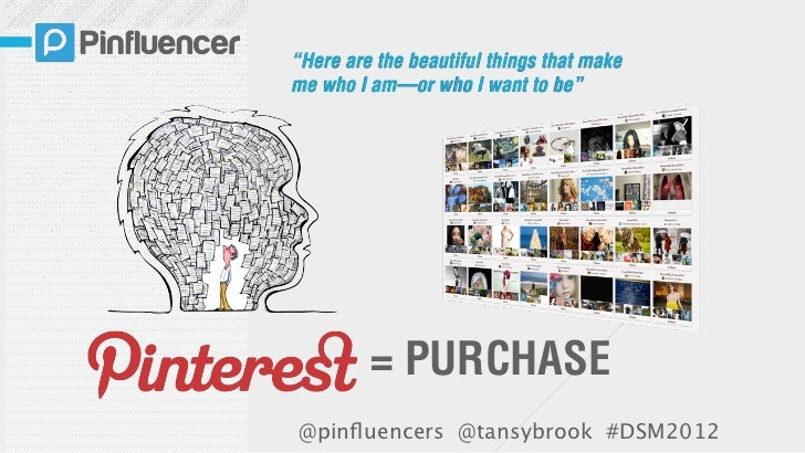 """""""Here are the beautiful things that makeme who I am—or who I want to be""""         = PURCHASE@pinfluencers @tansybrook #DSM2012"""