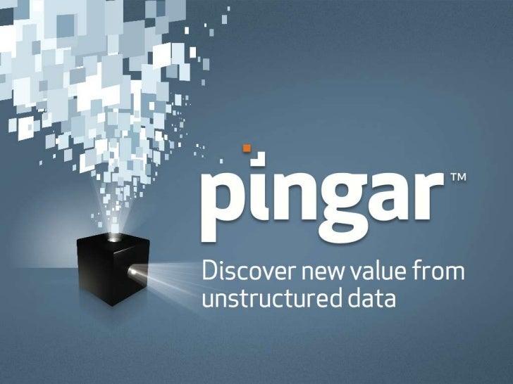 Pingar Metadata Extraction in SharePoint 2010