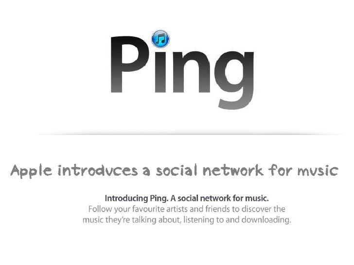 Apple introduces a social network for music