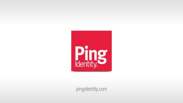 PINGONE IDAAS: What You Need to Know Ian Jaffe Email: ijaffe@pingidentity.com Copyright © 2014 Ping Identity Corp.All righ...