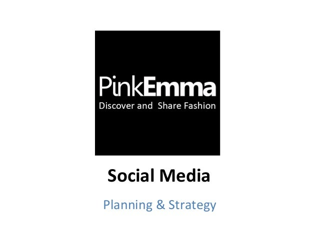 Social media in PinkEmma.com by Winda Rezita Co Founder Pinkemma.com