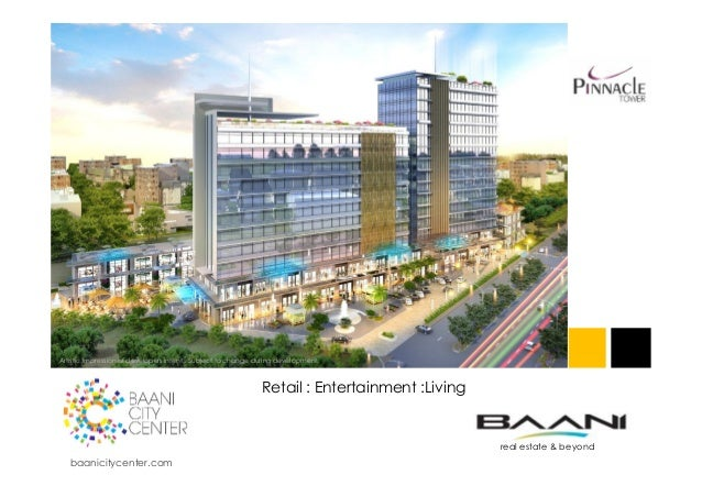 8588838103 for Baani presents new project of commercial and residential,studios,1BHK apartments for sale in Baani city center by Baani group in sector-63,Gurgaon,Haryana.