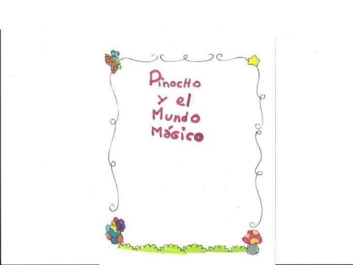 Pinocho y el mundo mágico