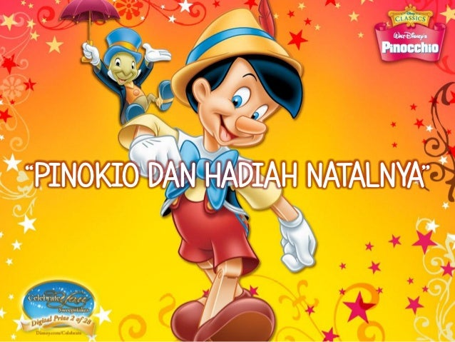 Pinokio dan hadiah natalnya